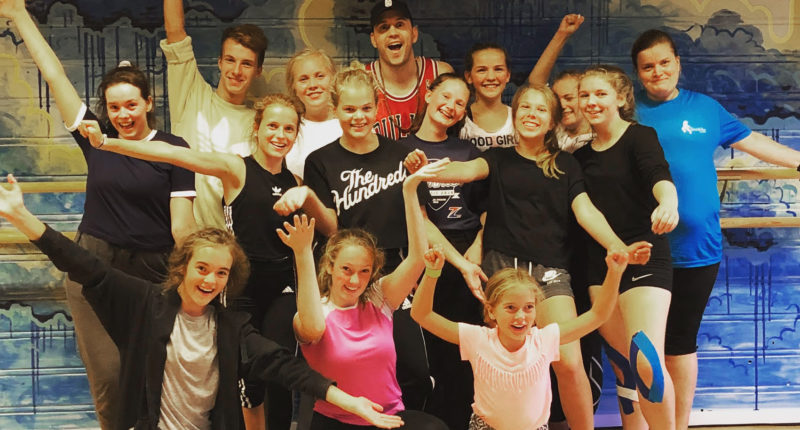Workshop Med Robert Hoffman